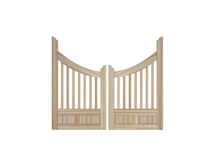 Windsor Double Swing Gates