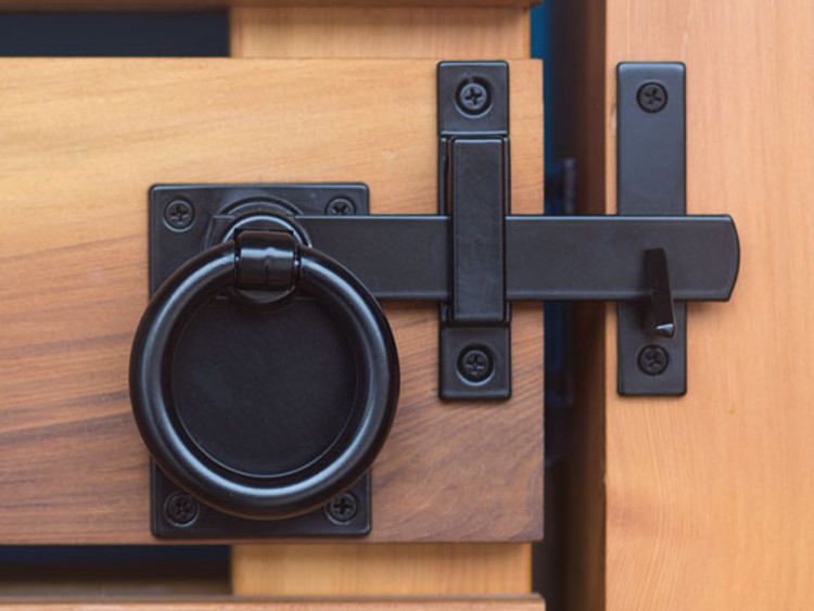 Contemporary Ring Latch