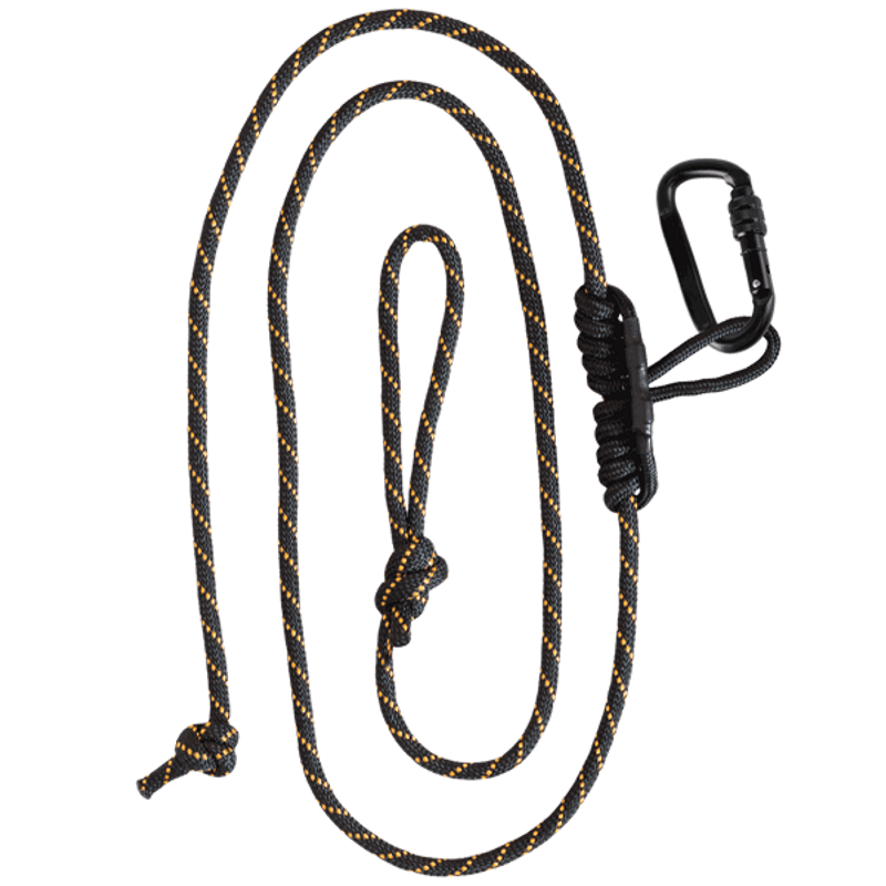 The Safety Harness Lineman's Rope