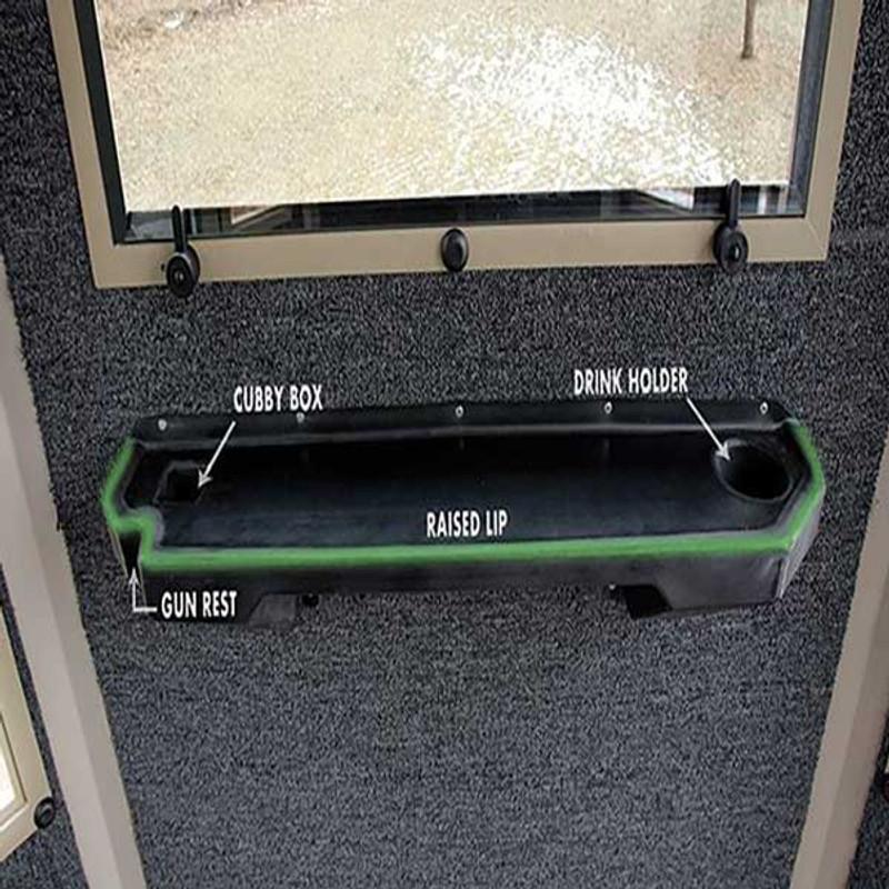 Box Blind Shelf