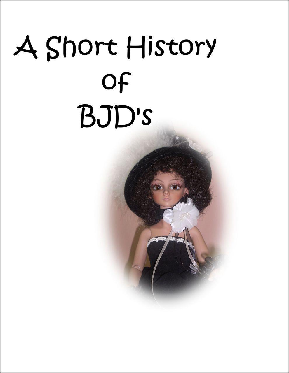 History of BJD's