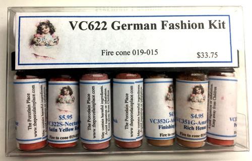 German Fashion Kit