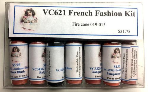 French Fashion Kit