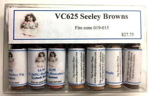 Seeley Browns Kit