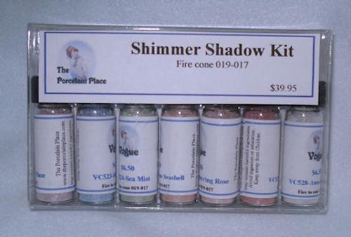 Shimmer Shadow Kit