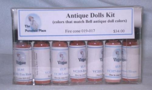 Antique Doll Kit