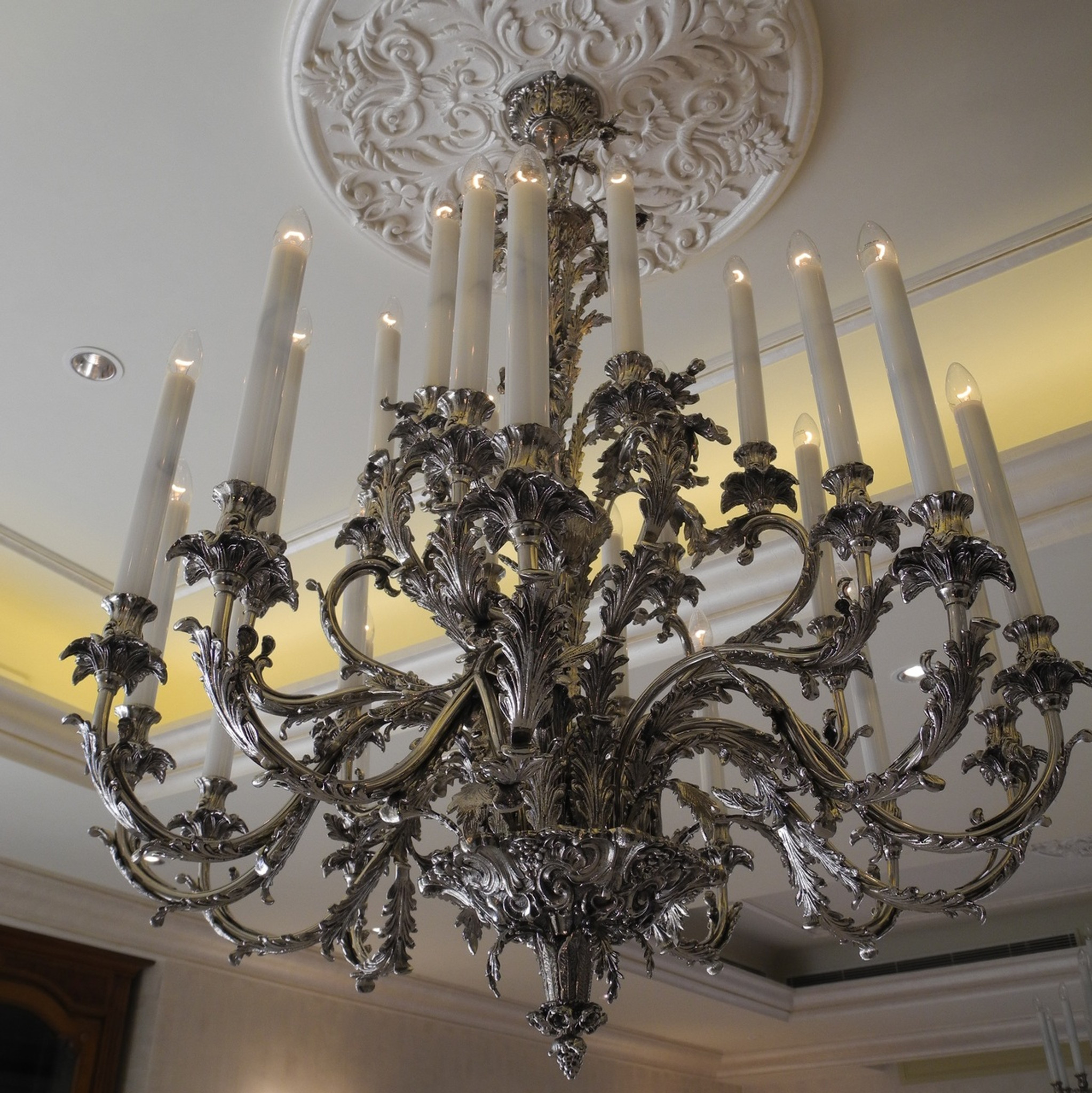 - French Antique Chandelier