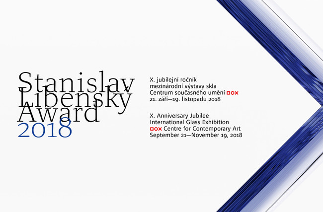 What about LightInSpace.com being a proud sponsor of young glass artists during Stanislav Libensky Award 2018?