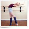Double Wall Mounted Dance Bar by Custom Barres