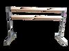 2nd ARABESQUE Adjustable Duoble Freestanding Ballet Barre - Steel/Maple Free Standing Ballet Barre