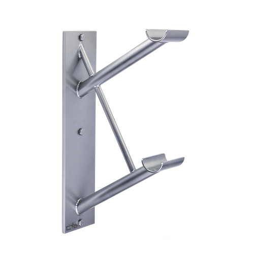 Cabriole-Double Wall Mounted Ballet Barre Bracket