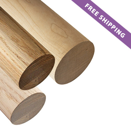 Wood Barre Samples