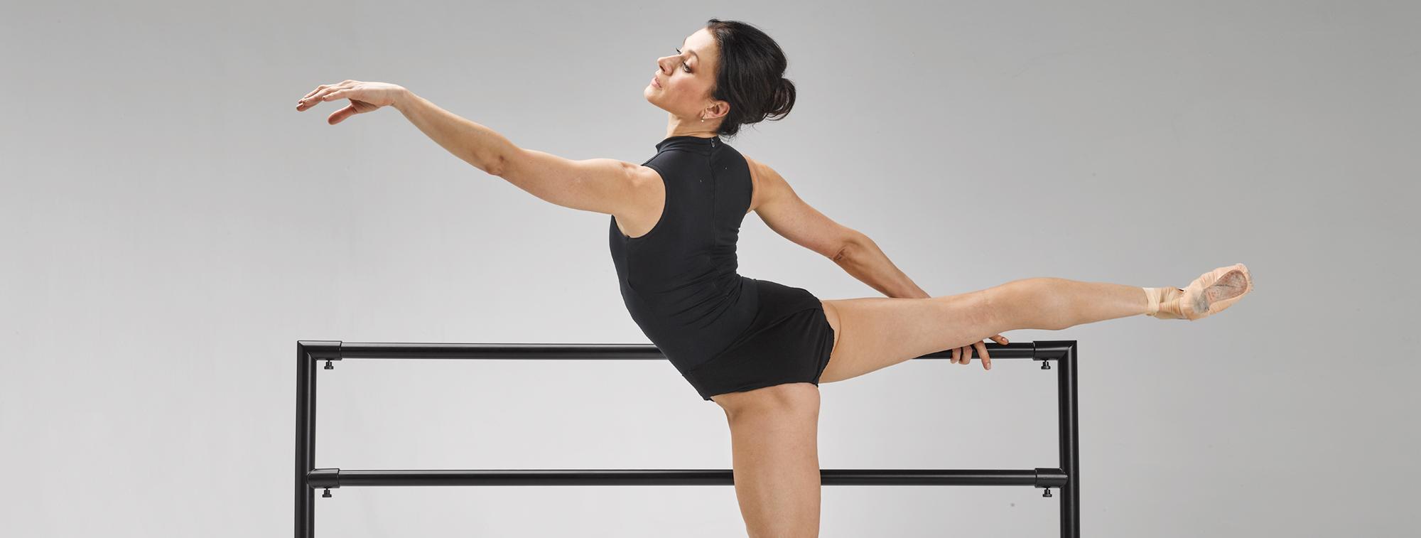 portable ballet barre image