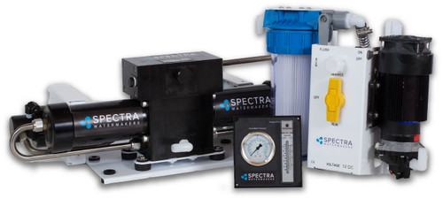 Spectra Ventura 200T GPD Deluxe Non-Automated Watermaker