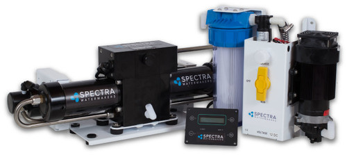 Spectra Ventura 150 GPD MPC Automated Watermaker