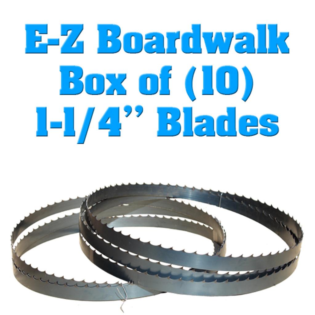 Box of 10 Blades for EZ Boardwalk
