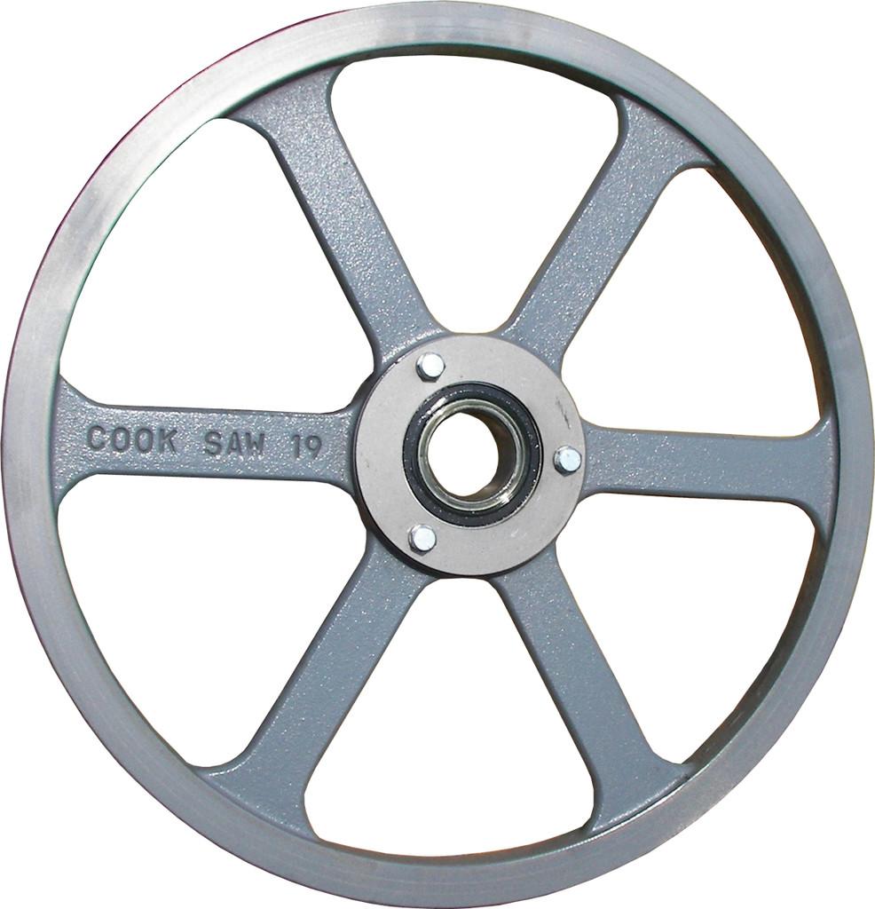 Idle wheel