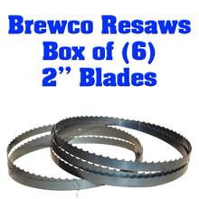 Brewco Resaw Blades