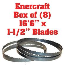Band saw blades for Enercraft sawmills