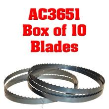 Box of blades