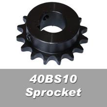 40BS10 Sprocket