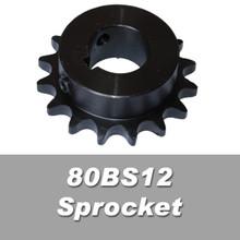 80BS12 Sprocket