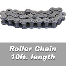 Roller chain - 10ft