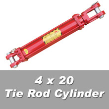 4 x 20 tie rod cylinder