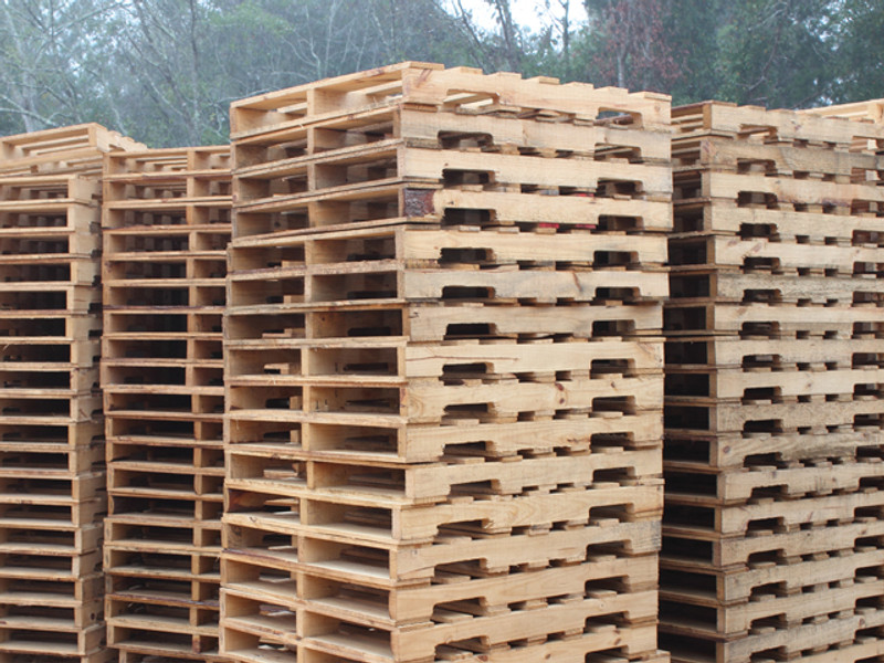 Remington Pallets Relies on Cook's Saw