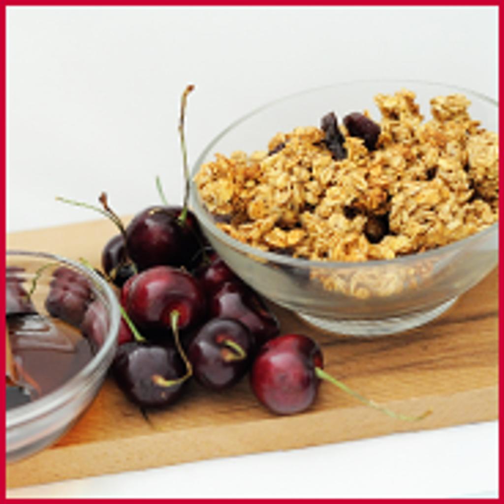 MICHAELENE'S Cheery Cherry Honey Crunch™ (best selling heart healthy)