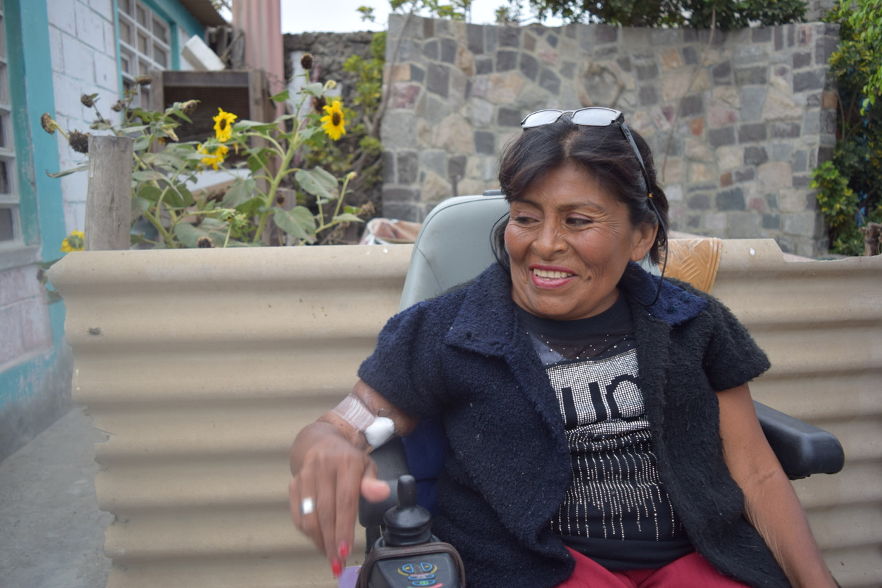 Introducing Team Chimbote - A Talented Group of Differently-Abled Women