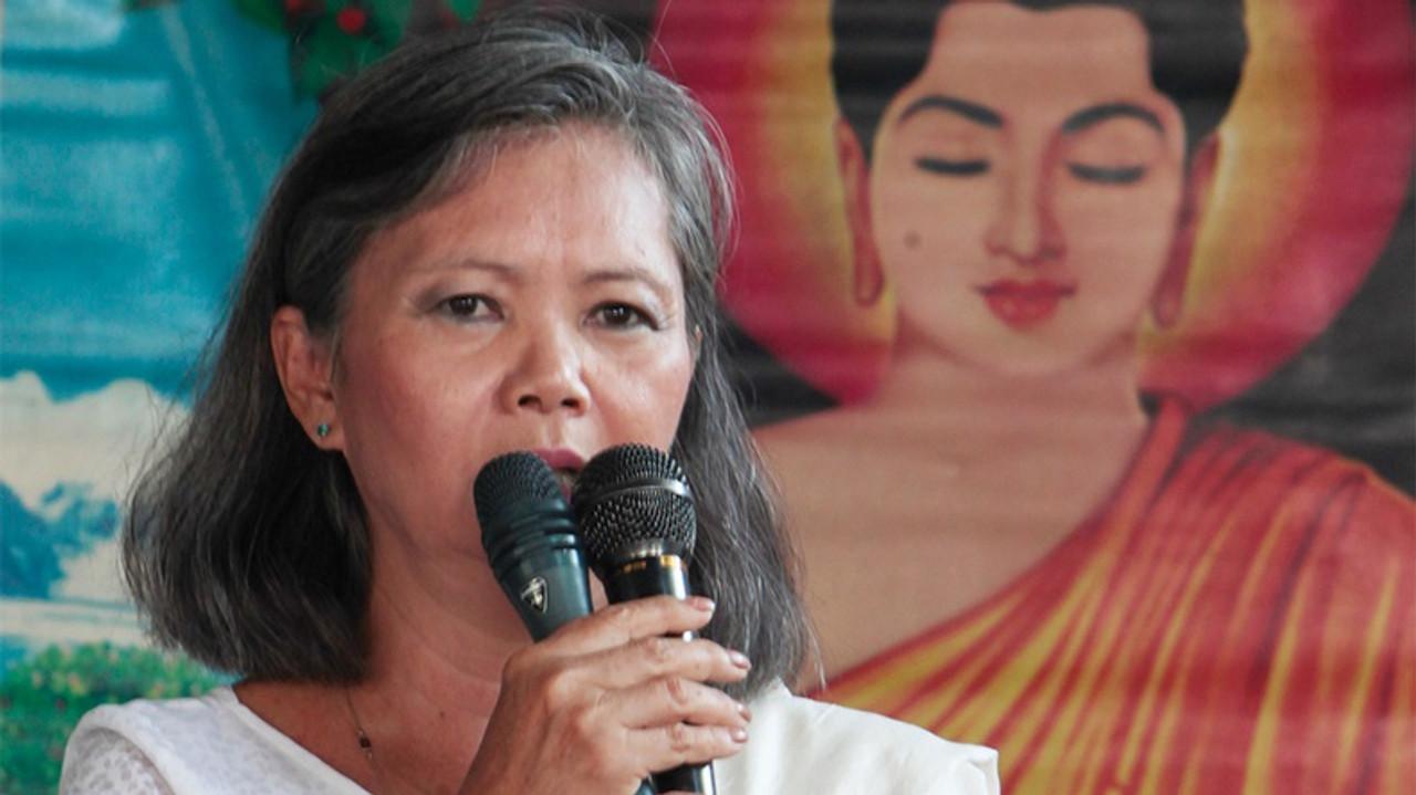 A Trailblazer in Action: Mu Sochua's Path into Cambodian Politics