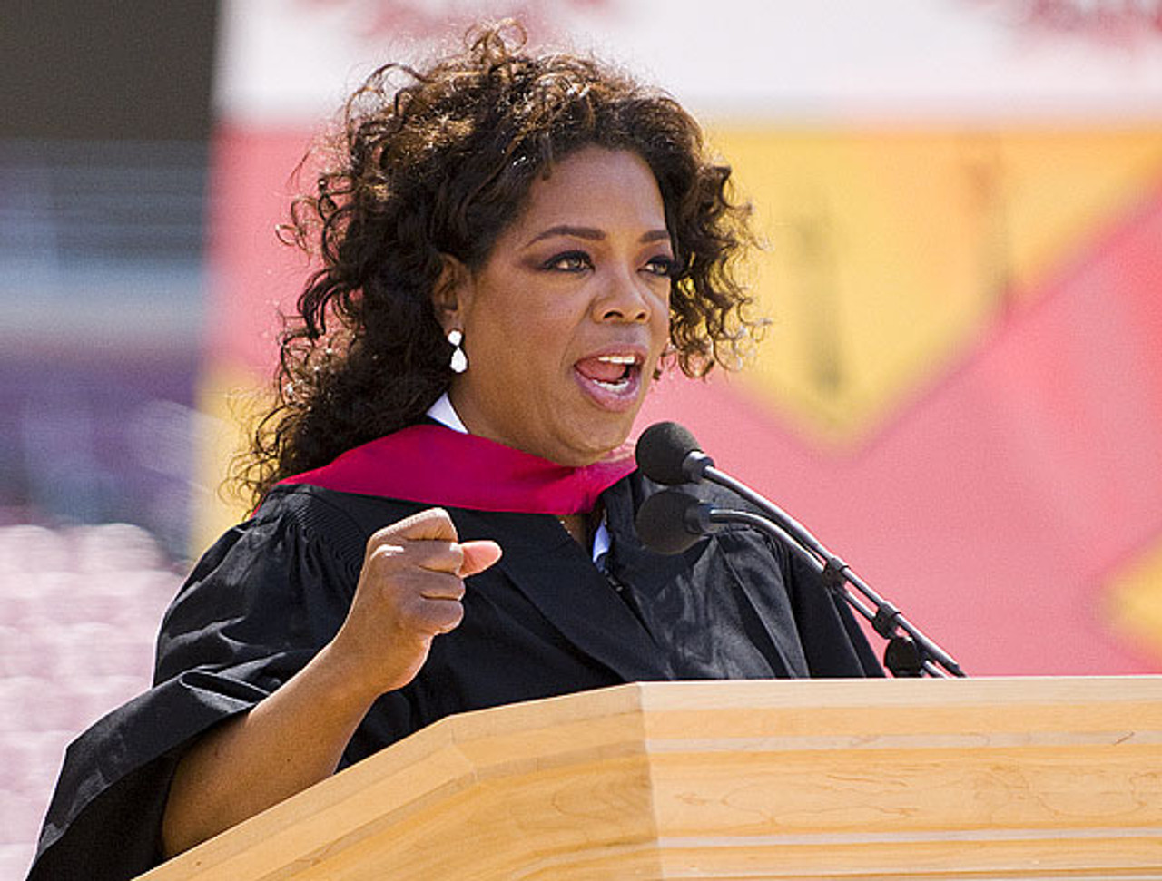 Best Commencement Speeches: Words of Wisdom by Influential Women from the Media