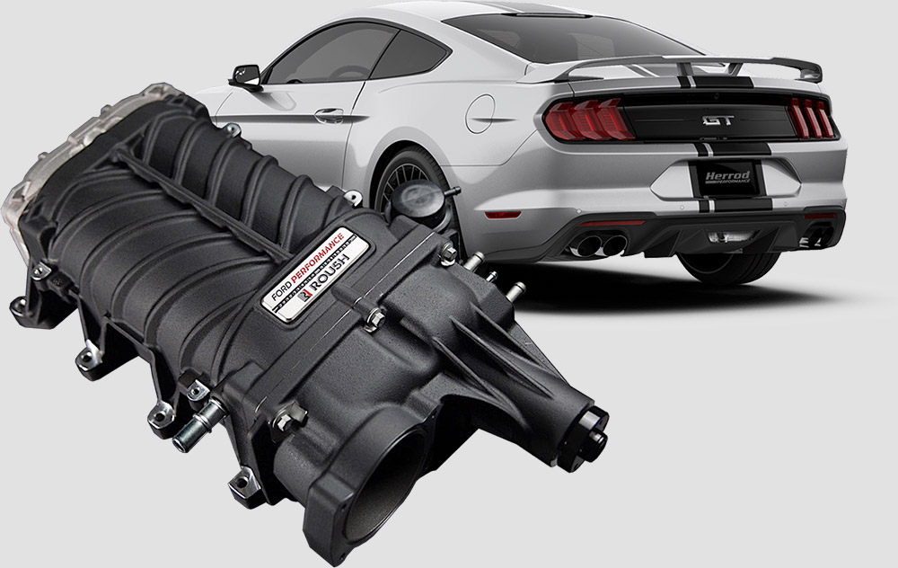 2018 Mustang GT Ford Performance Supercharger