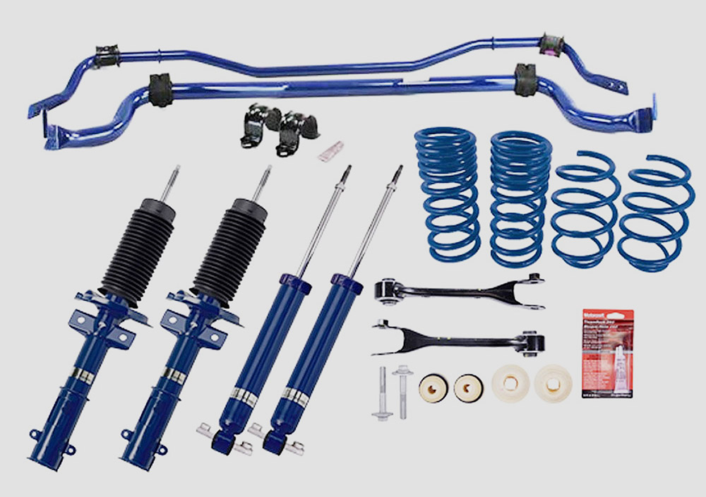 Ford Performance Suspension Products