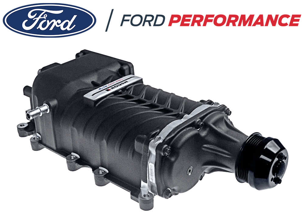 Ford Performance 2.3L TVS Supercharger