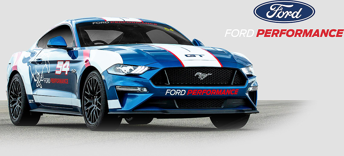Ford Performance Parts & Accessories
