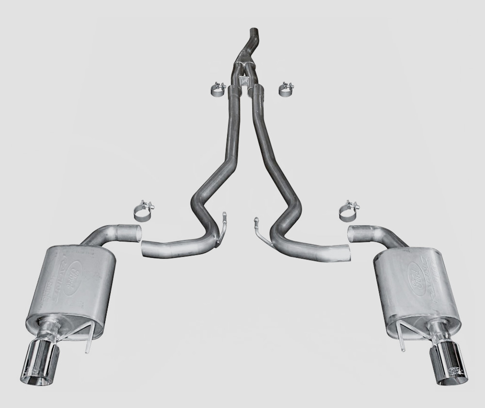 Ford Performance Exhaust Systems