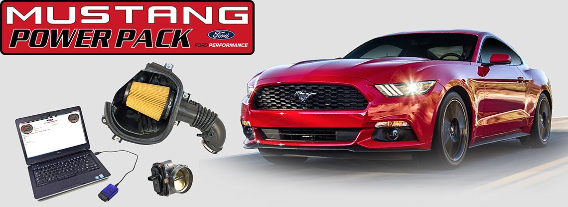 Ford Performance Mustang Power Packs