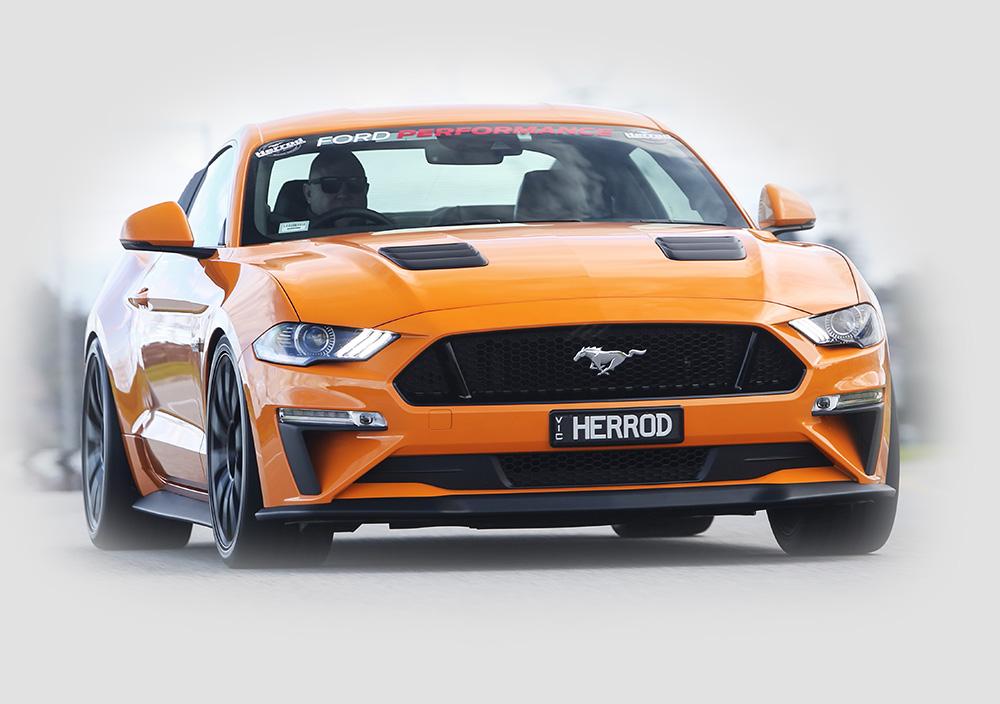Herrod Performance 2018 Mustang GT