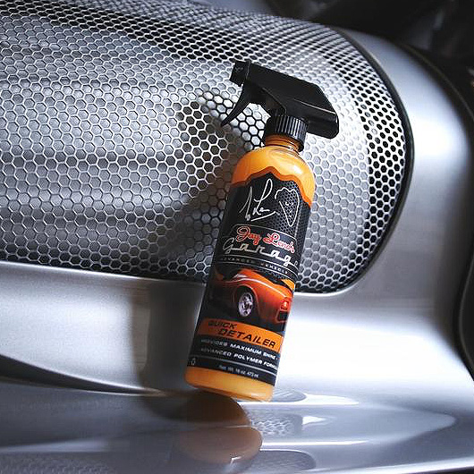 Jay Leno's Garage Exterior Car Care Products