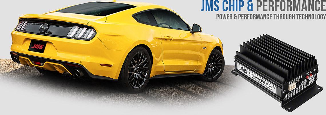 JMS Chip & Performance - Power & Performance Through Technology