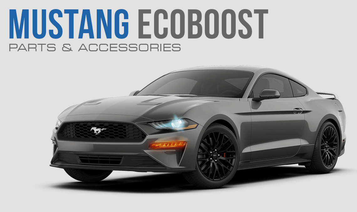 2015-2018 Mustang Ecoboost Parts & Accessories
