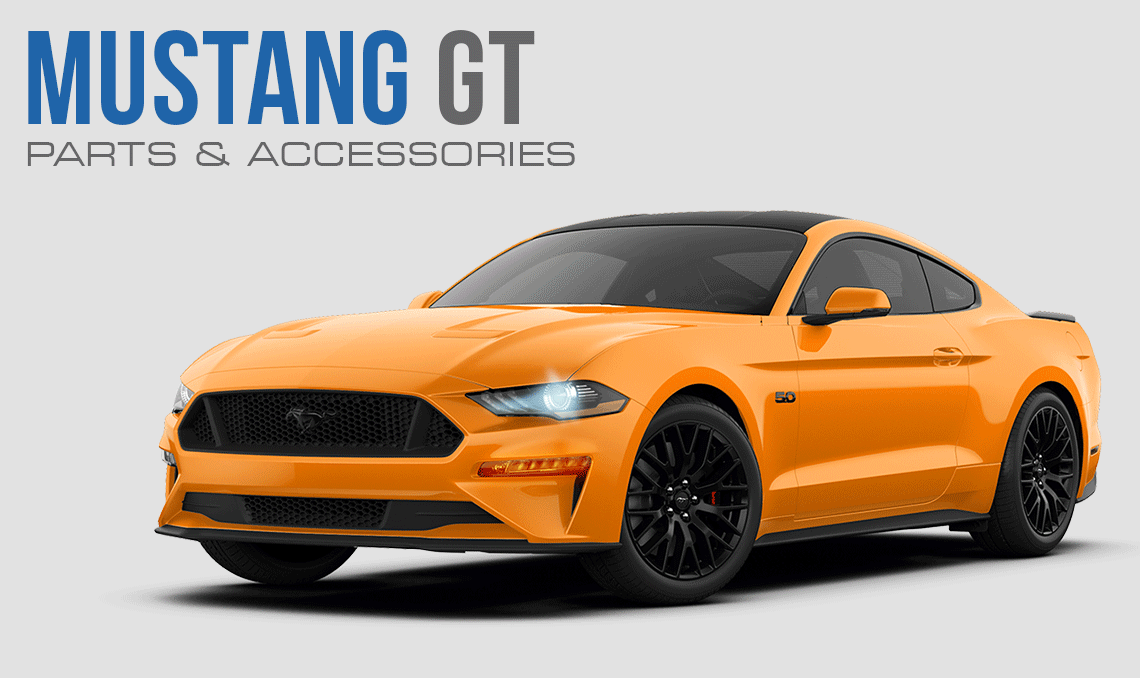 2015-2018 Mustang GT Parts & Accessories