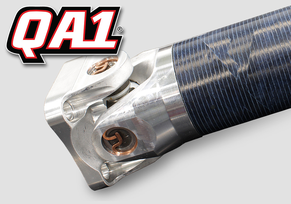 QA1 Billet Driveshaft Yoke