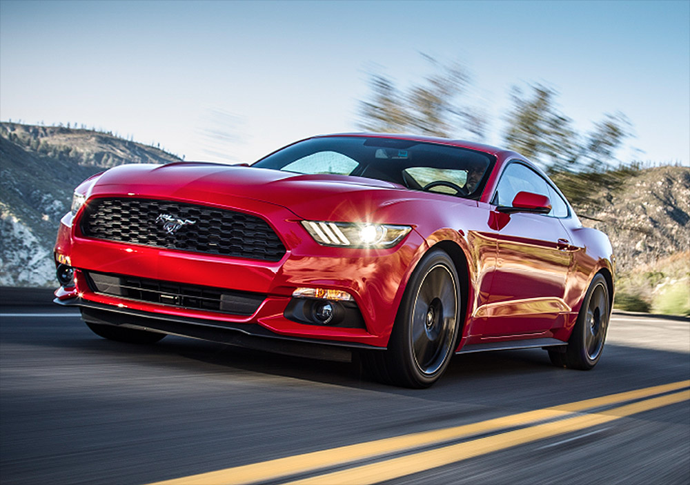 2015-2017 Mustang GT - Ford Performance