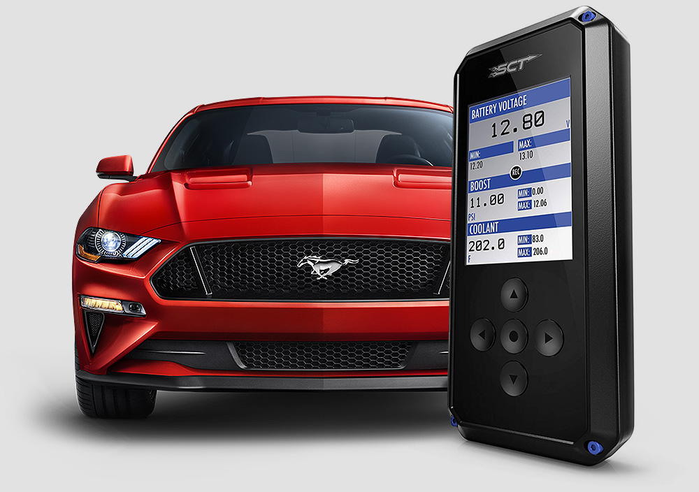 SCT Performance BDX Programmer - Mustang