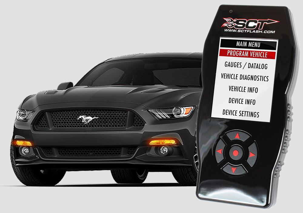 SCT Performance X4 Programmer - Mustang