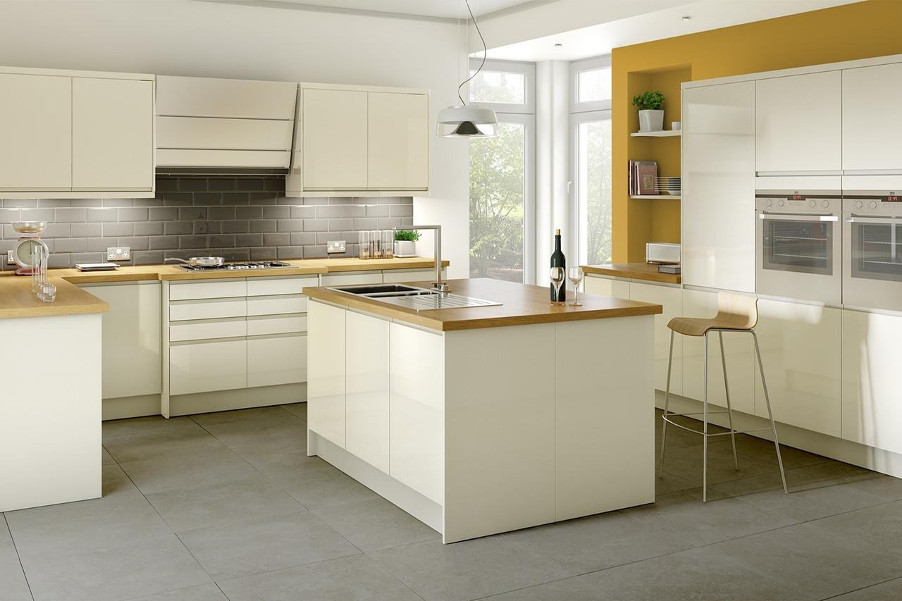Budget kitchens kitchen units cheap discount kitchens for Cheap kitchen unit doors