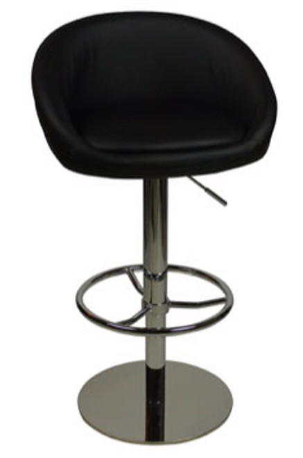 Deluxe Luca Bar Stool Black